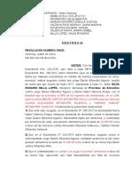 Demanda de Declaracion Judicial de Union de Hecho 2