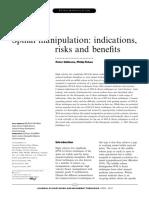 Compresion, Inflamacion y Radiculopatia