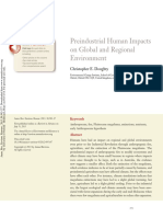 2 - Preindustrial Human Impacts on Global and Regional Environment 2013 Doughty