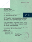 Civil Defense Letter RE MEDIC Episode
