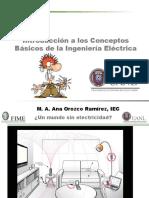 introducción a electricidad