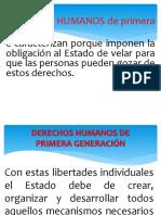 DERECHO HUMANOS  primera generación.pptx