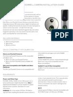 Doorbell Camera Installation Guide Skybell