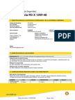 ES - MSDS - Shell Rimula R3 X 15W40.pdf