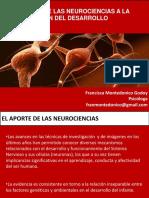 Ponencia 3 P Montt Neurociencias Rev