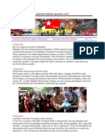 NLD News Bulettin-September 2010