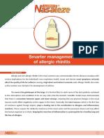 Nasaleze - Smarter Management of AR March 2017