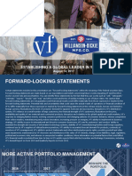 VFC WD Williamson Dickie 2017