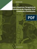 Protocolo Clinico Diretrizes Terapeuticas Hepatite Viral b