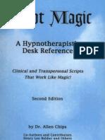 Allen Chips - Script Magic - A Hypnotherapist's Desk Reference