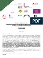 Cedaw2016 - Evaluación Argentina