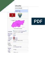 Distrito de Sabandía Molino