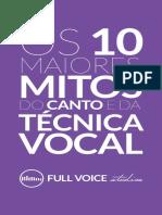 10 Mitos voice