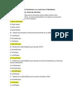 Cuestionario Endocrino.  Capitulo 76.