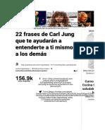 22 Frases de C. G. Jung