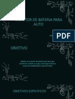 Monitor de Bateria Para Auto