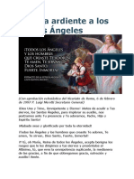 Súplica Ardiente a Los Santos Ángeles