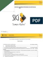 Informe Sig 2017