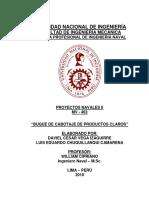 Proyectos II Informe Final