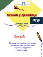 Currículo y Aprendizaje