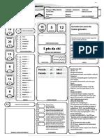 D&D 5E - Homebrew - A Bruxa-Rainha - Biblioteca Élfica