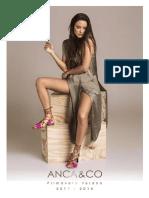 Catalogo Anca&Co Primavera Verano 2017-2018 en Media