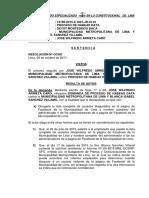 Resolucion Municipalidad Lima Bloqueo Facebook