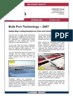 Bulk Port Technology 2007 001