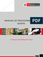 Manual Queja tributaria