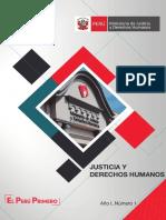Boletín Ministerio de Justicia