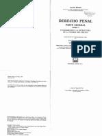 Roxin, Claus. Derecho Penal. Parte General. Págs. 342-402