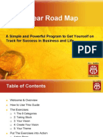 Life One Year Road Map