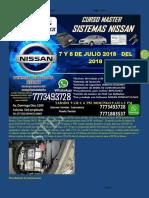 Ejemplo de Reflasheo Nissan