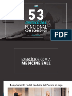 53 Exercicos Funcionais Com Acessorios