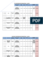 Lista de Convenios Escuela Militar de Ingenieria 2017