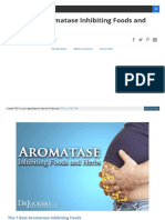 Drjockers Com Best Aromatase Inhibiting Foods