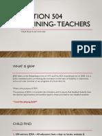18-19 section 504 training- teachers 8-2  1