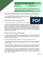 Fútbol Caracterización de Los Modelos de Enseñanza.