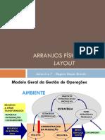 Aula 6 e 7 - Arranjos Físicos ou Layout.pdf