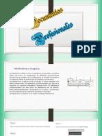 Documentos Profesionales