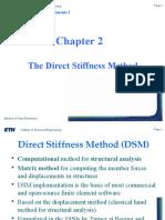 Method of Finite Elements I