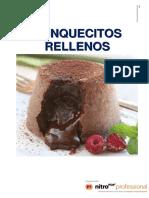 Cupcakes - Ponquecitos Rellenos