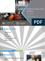 DCL-DPS Library Card Initiative Presentation