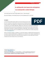 Propuesta Para La Utilización de Losas de Entrepisos Prefabricados y Su Evaluación Costo-tiempo