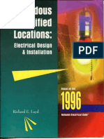 Hazardous Classified Locations Electrical Design & Installation