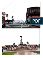 Trujillo 2013 Plaza Principal