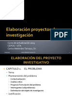 Elaboración proyectos de investigación CARLOS MELENDEZ.pdf