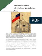 Ocupación Territorial Chile