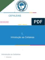 Apresentação Cefaleias
