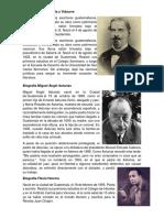 Biografía de José Milla y Vidaurre